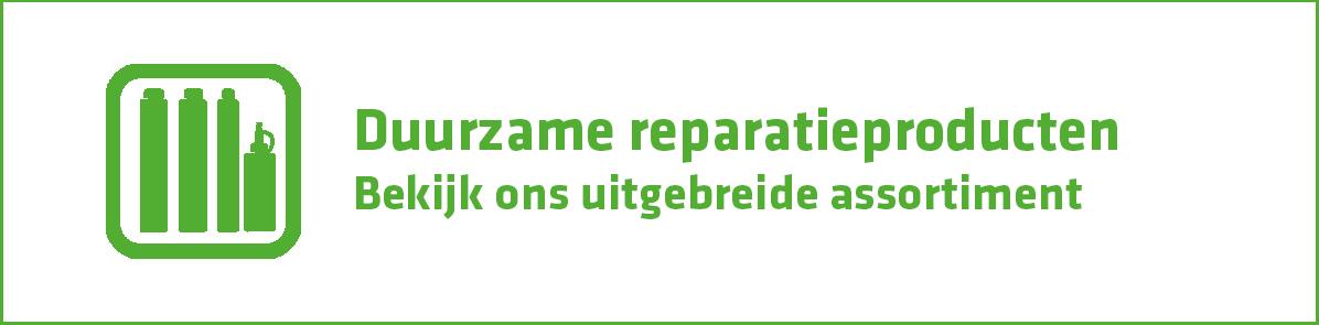 Duurzame reparatieproducten