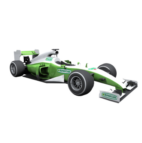 Formule 1 actie