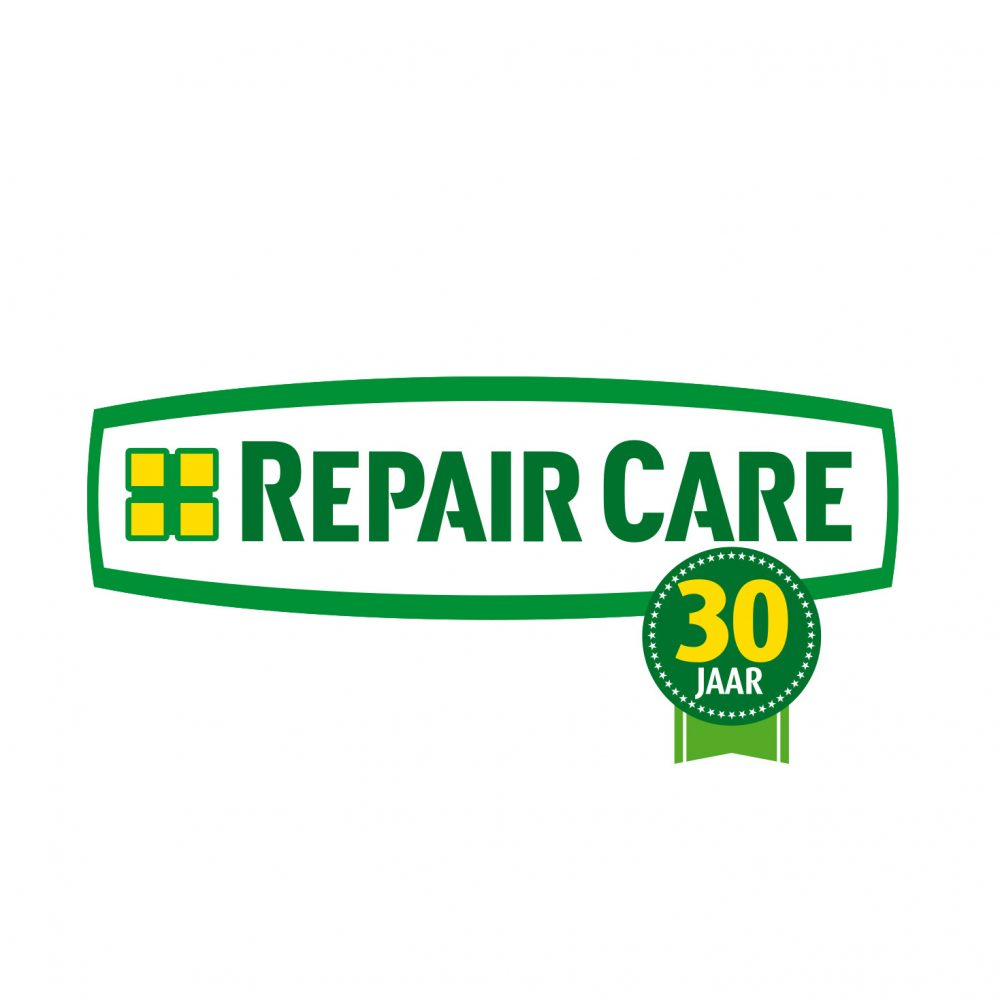 Logo 30 jaar Repair Care