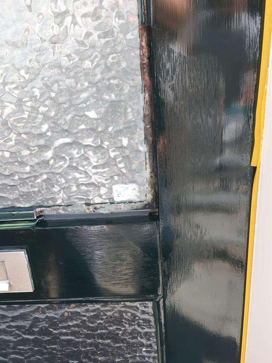 zaandam voordeur