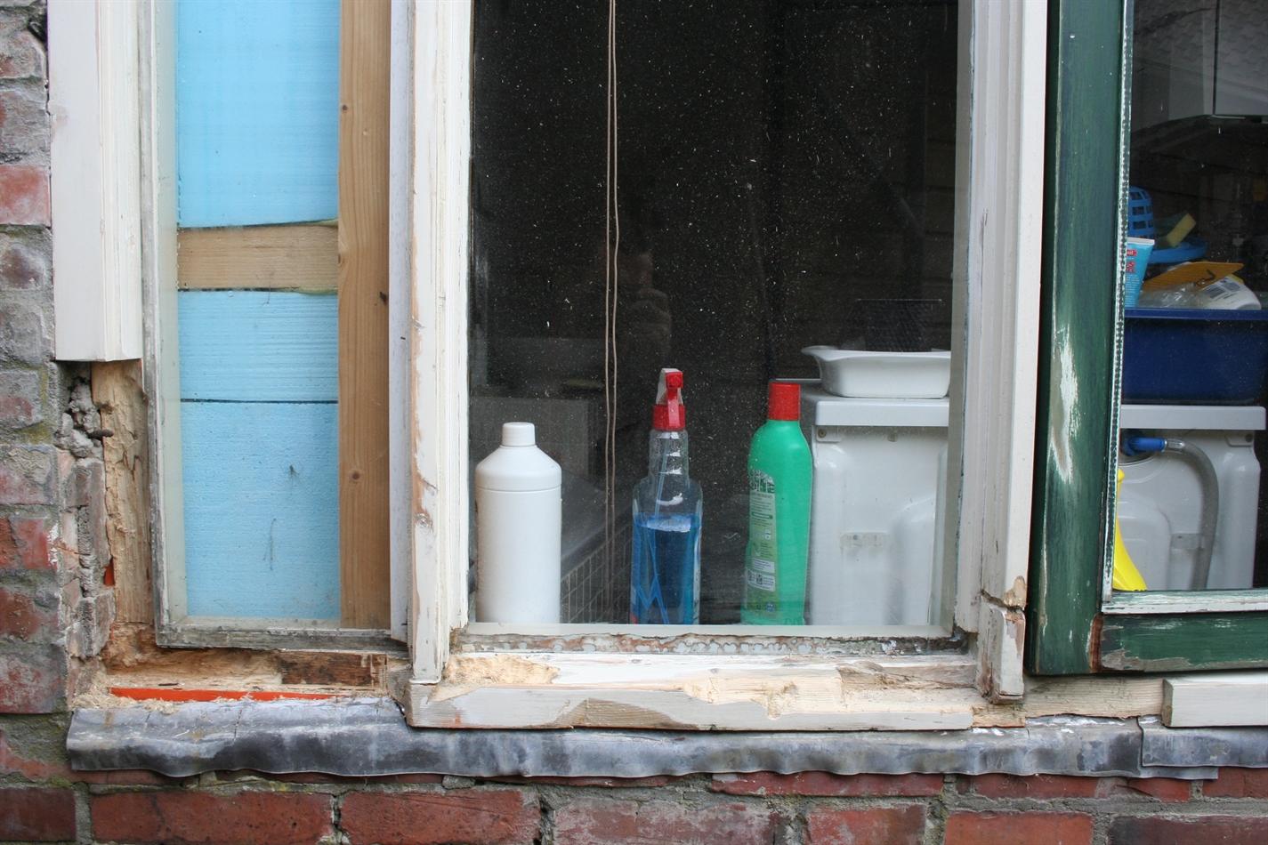 Houtrotreparatie Zuidwolde, Groningen
