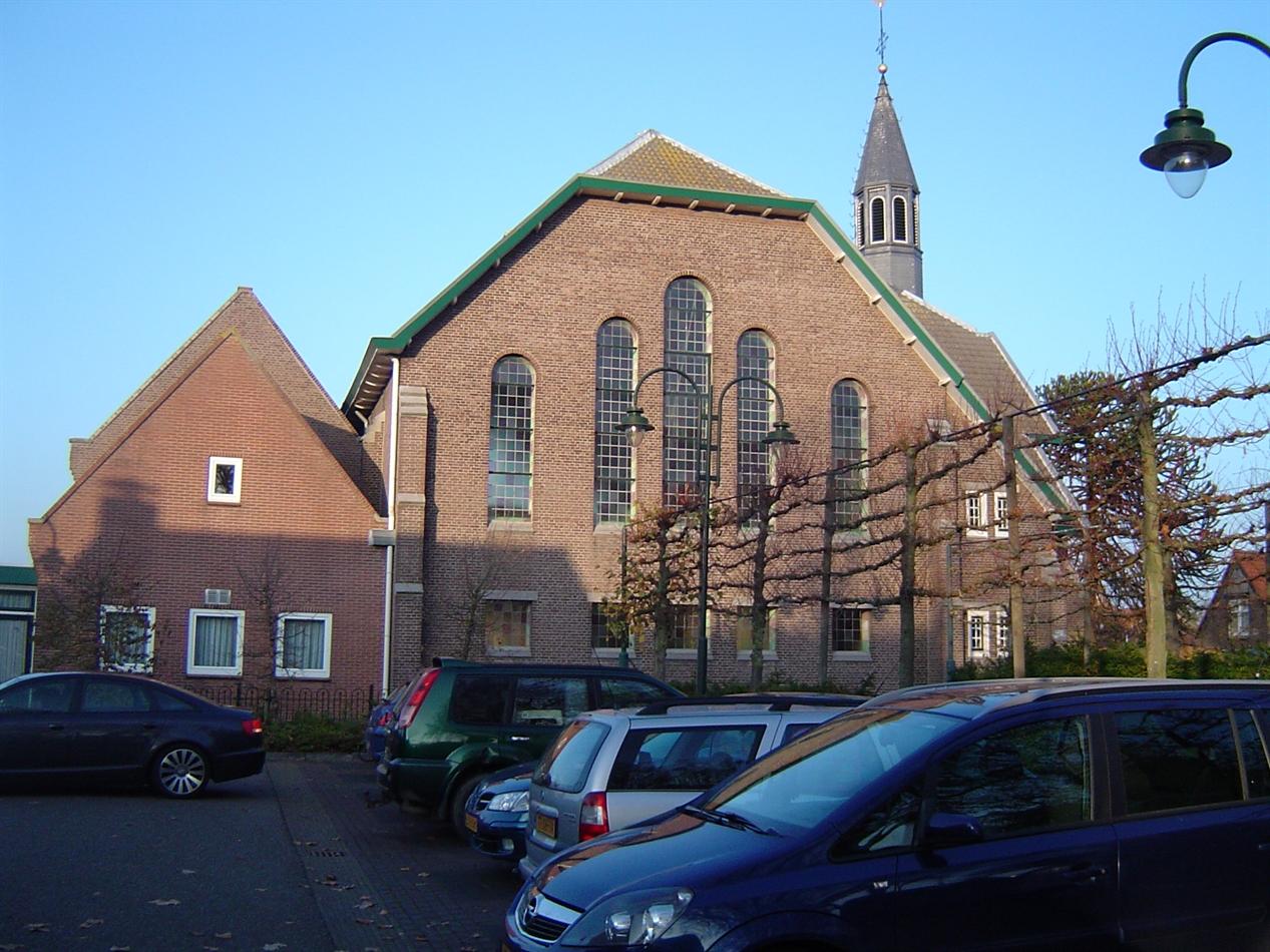 Hervormde kerk Krabbendijke
