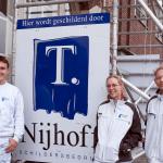 T. Nijhoff Schildersbedrijf investeert in jong talent